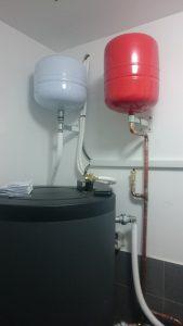 Sanitarna toplotna črpalka Gorenje