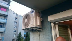 Samsung klimatska naprava - zunanja enota