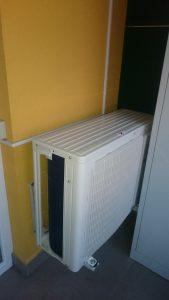Electrolux klimatska naprava zunanja enota
